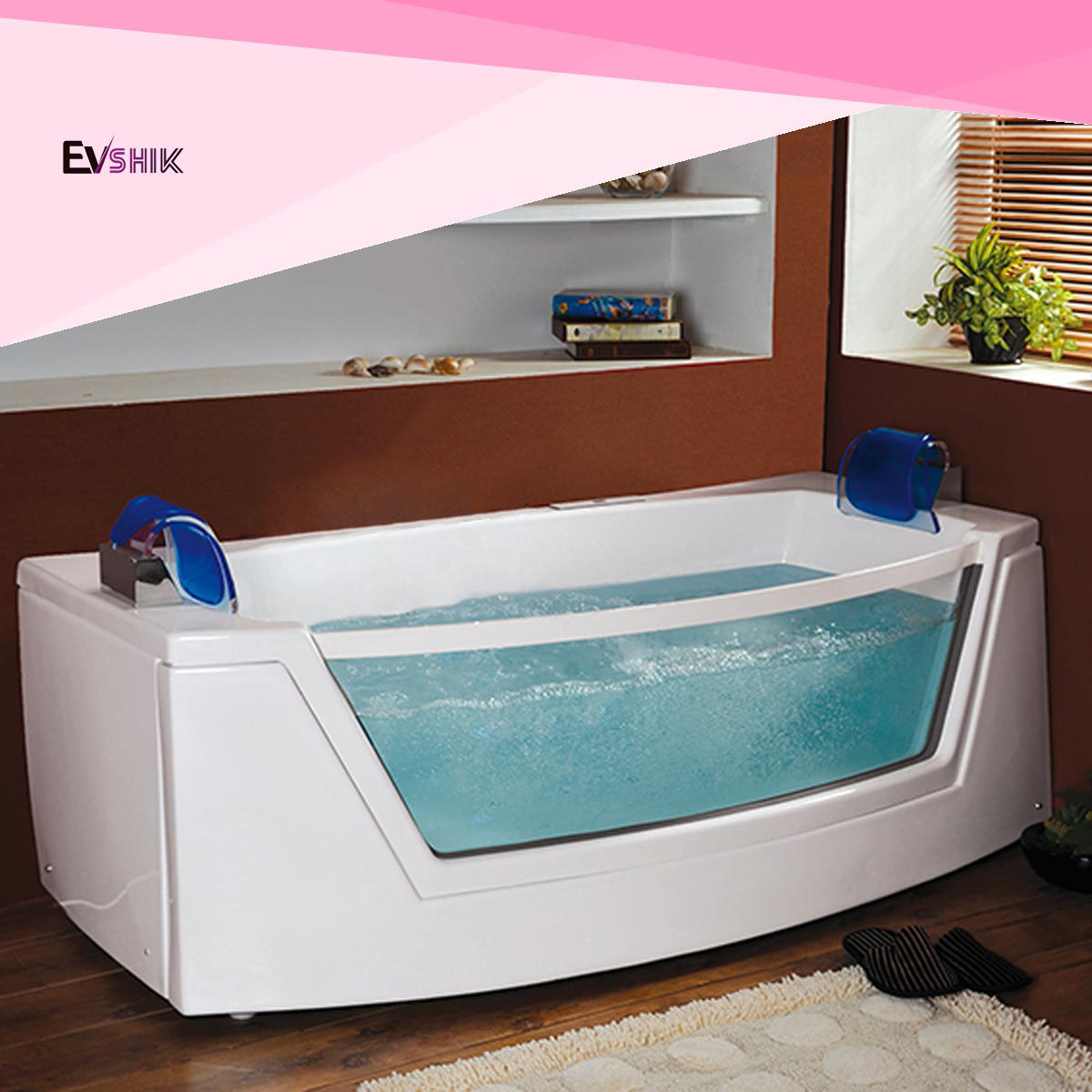 وان حمام شاینی Shiny Tub Model N-BT020